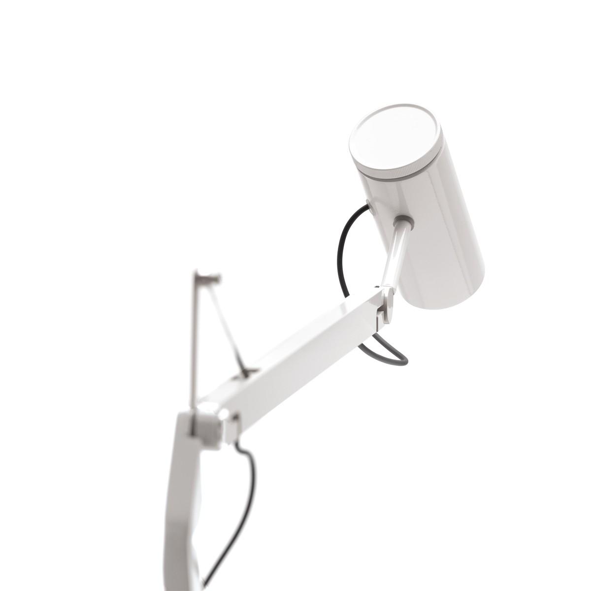 Marset Polo LED Tischleuchte, weiß