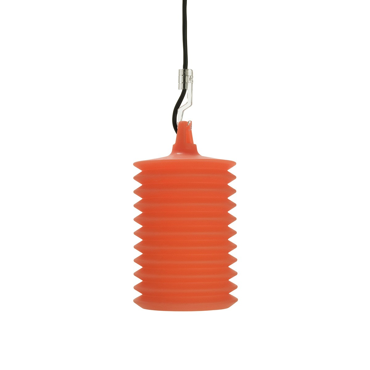 Rotaliana Lampion H2 Pendelleuchte, orange, ohne Stecker