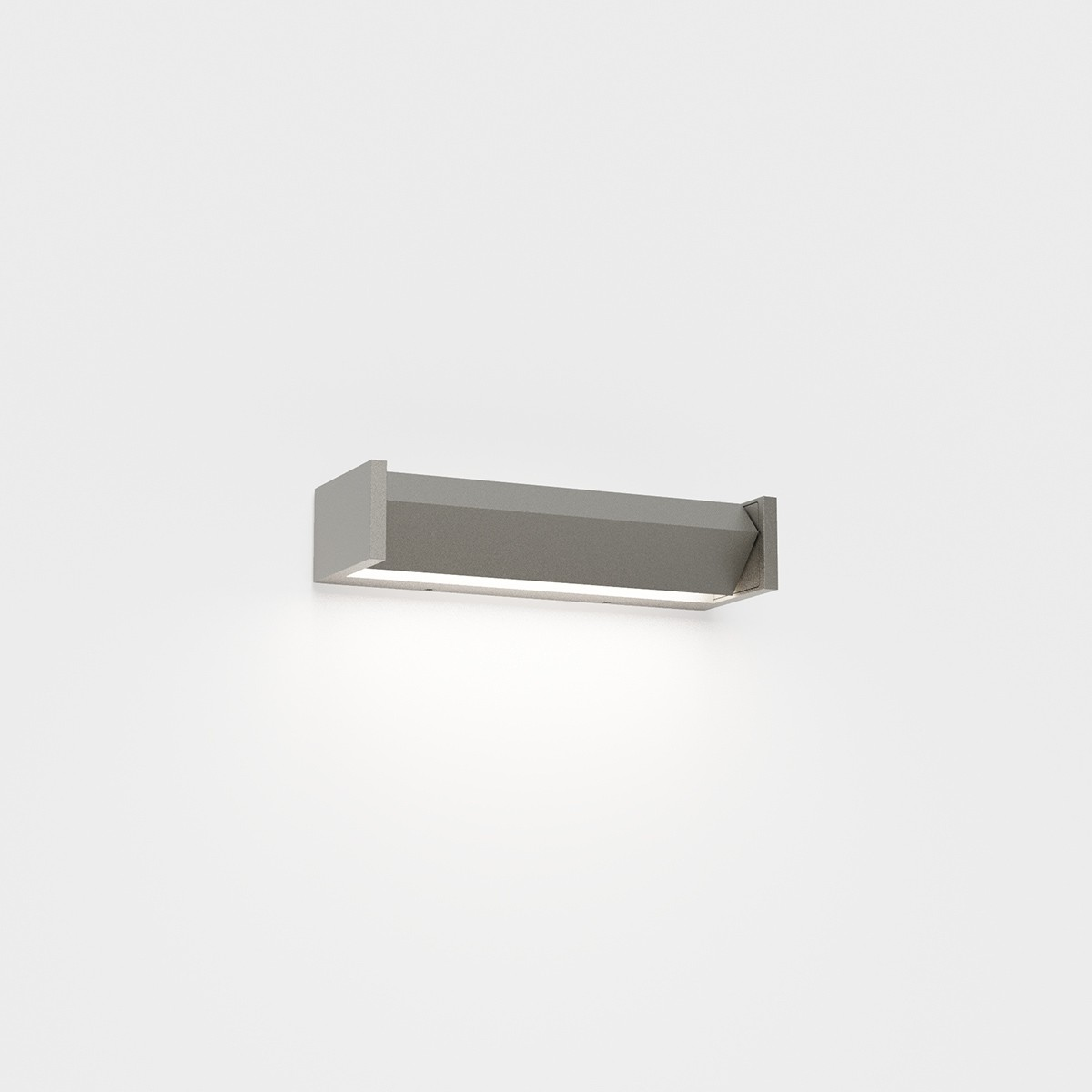 IP44.de Slat One Wand- / Deckenleuchte, space grey (grau)