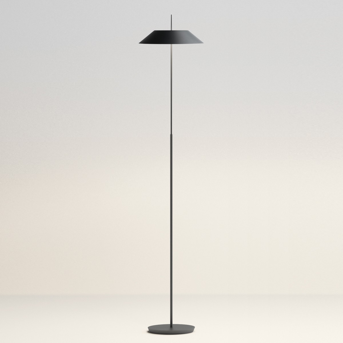Vibia Mayfair 5515 Stehleuchte, graphitgrau matt