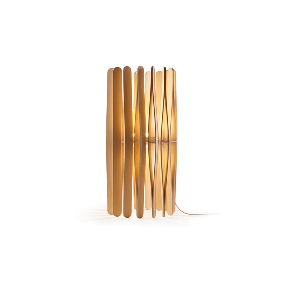 Fabbian Stick Tischleuchte LED (Platine), Holz
