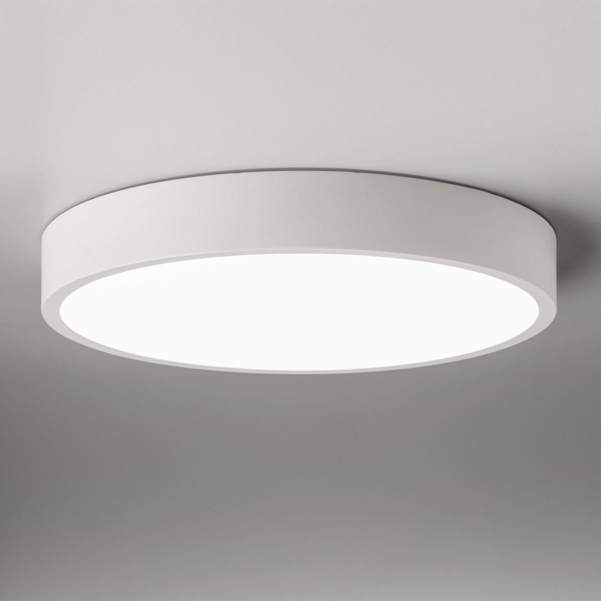 Lupia Licht Renox Deckenleuchte, Ø: 30 cm, weiß