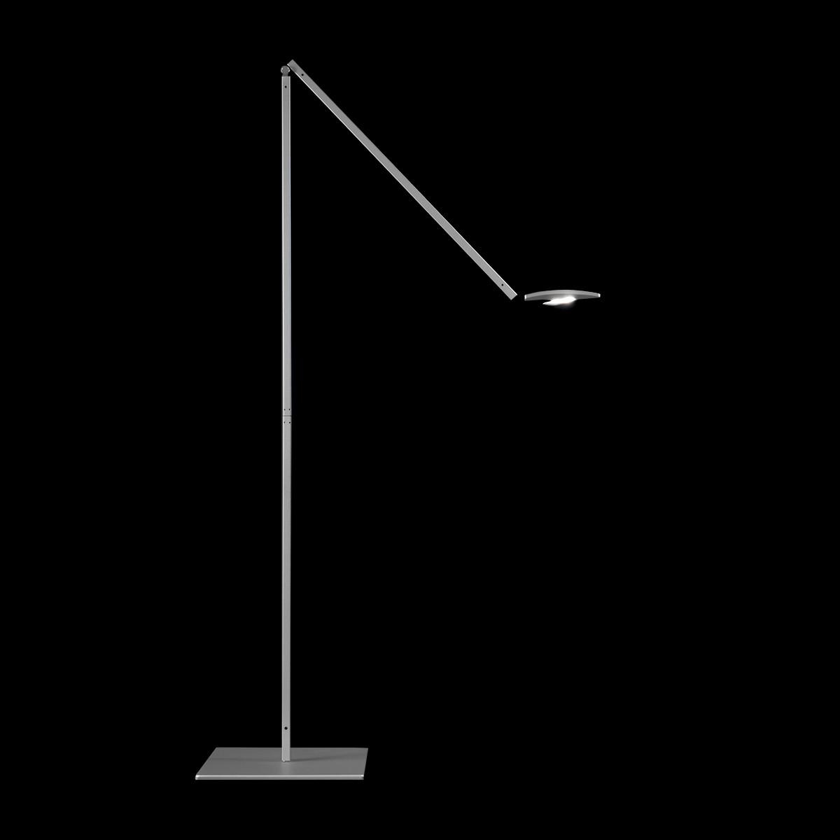 BellXpress Mosso Pro Stehleuchte, Silber
