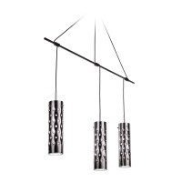 Dimple Suspension Trio, silver (Silber)