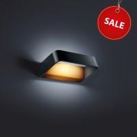 Rob Wandleuchte %Sale%, schwarz / gold