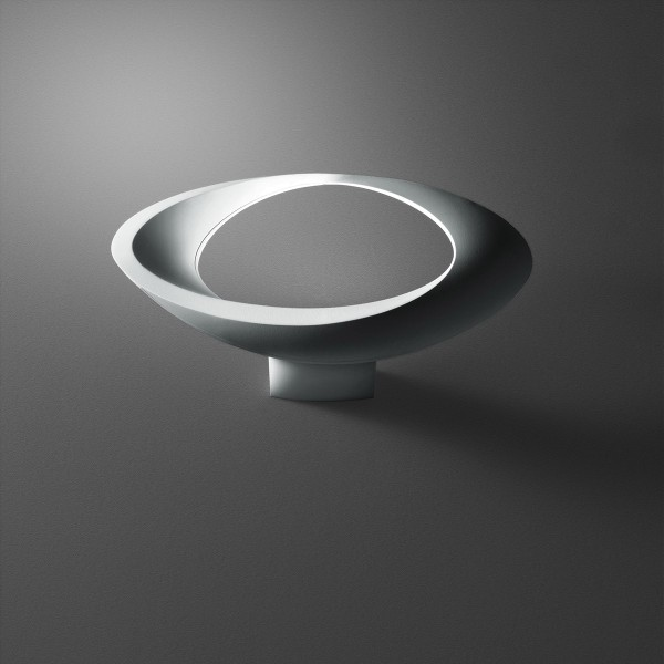 Artemide Cabildo Parete LED, weiß