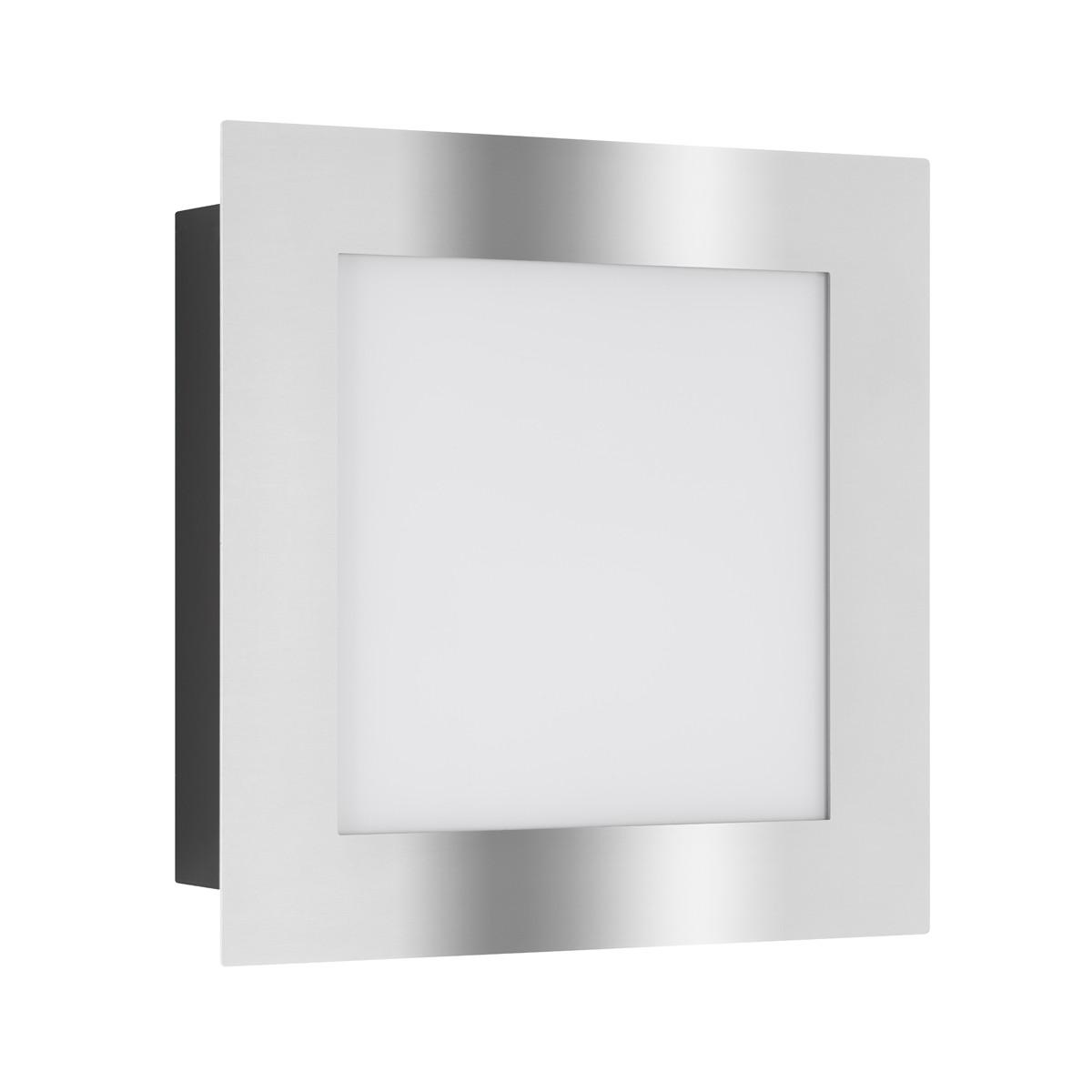 LCD Außenleuchten 3005 Wandleuchte, Edelstahl, ohne Bewegungsmelder