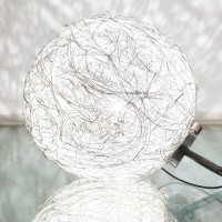 Sweet Light Tischleuchte, Ø: 15 cm, Aluminium