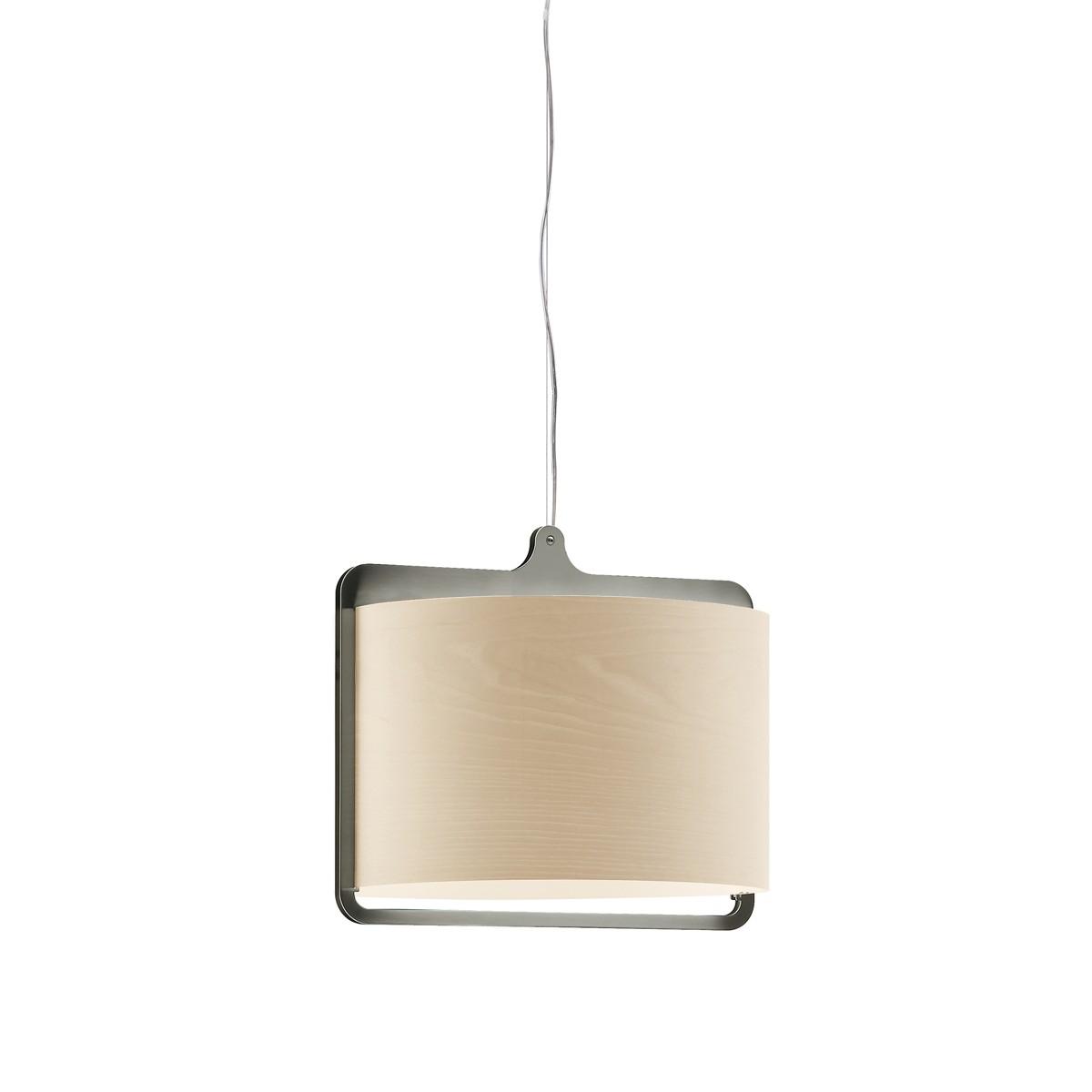 LZF Lamps Icon Pendelleuchte, elfenbeinweiß