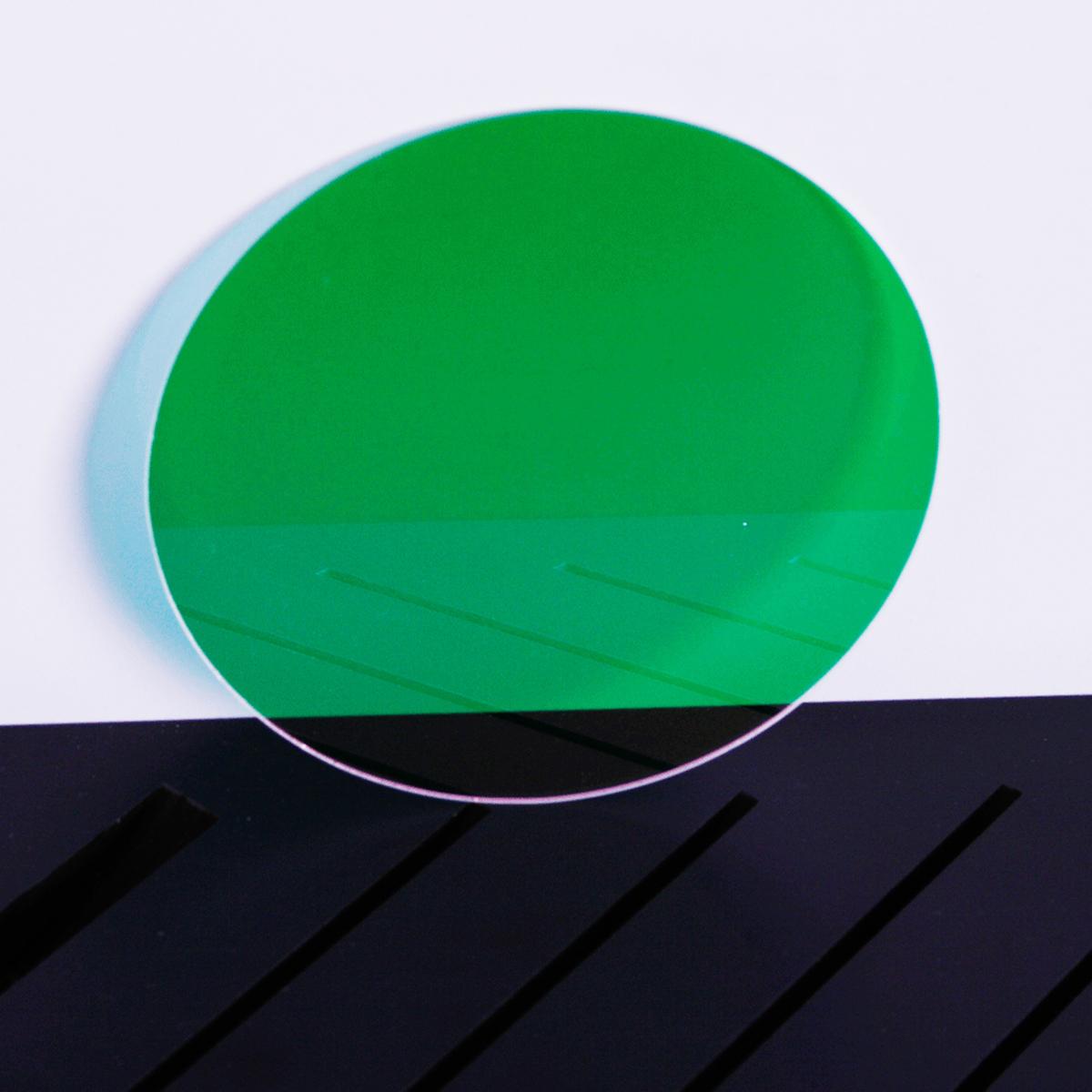 escale vio glas gr n. Black Bedroom Furniture Sets. Home Design Ideas