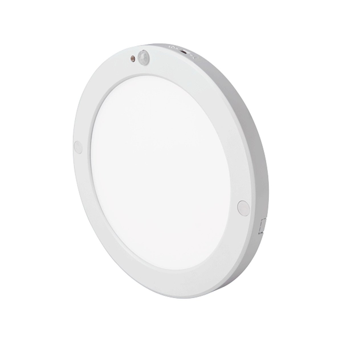 Mobilux MOBiLED Sensor LED Wand- / Deckenleuchte 02500205