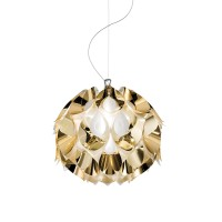Flora Suspension Small, gold (Gold)