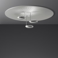 Artemide Droplet Soffitto Halo, Chrom