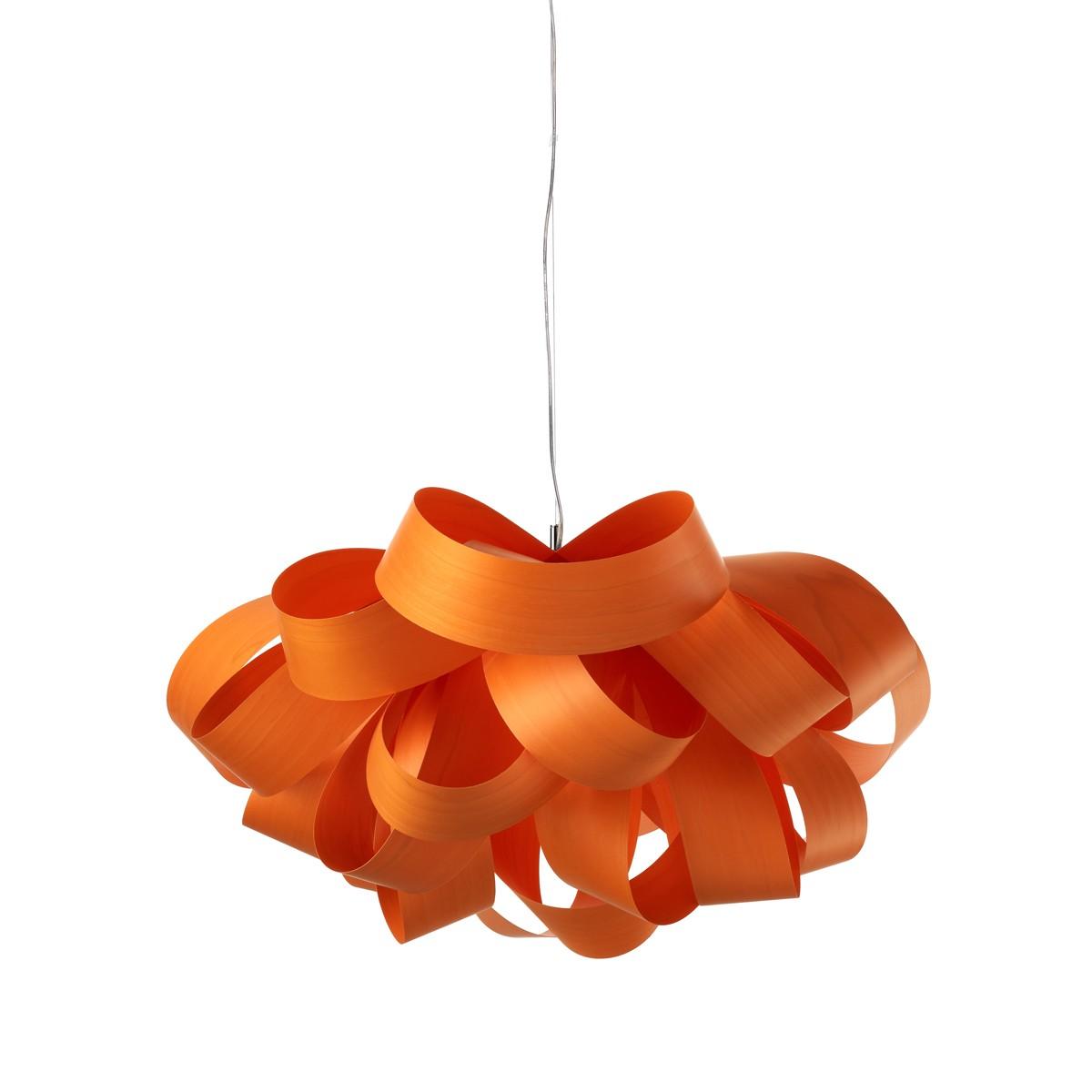 LZF Lamps Agatha Small Pendelleuchte, orange