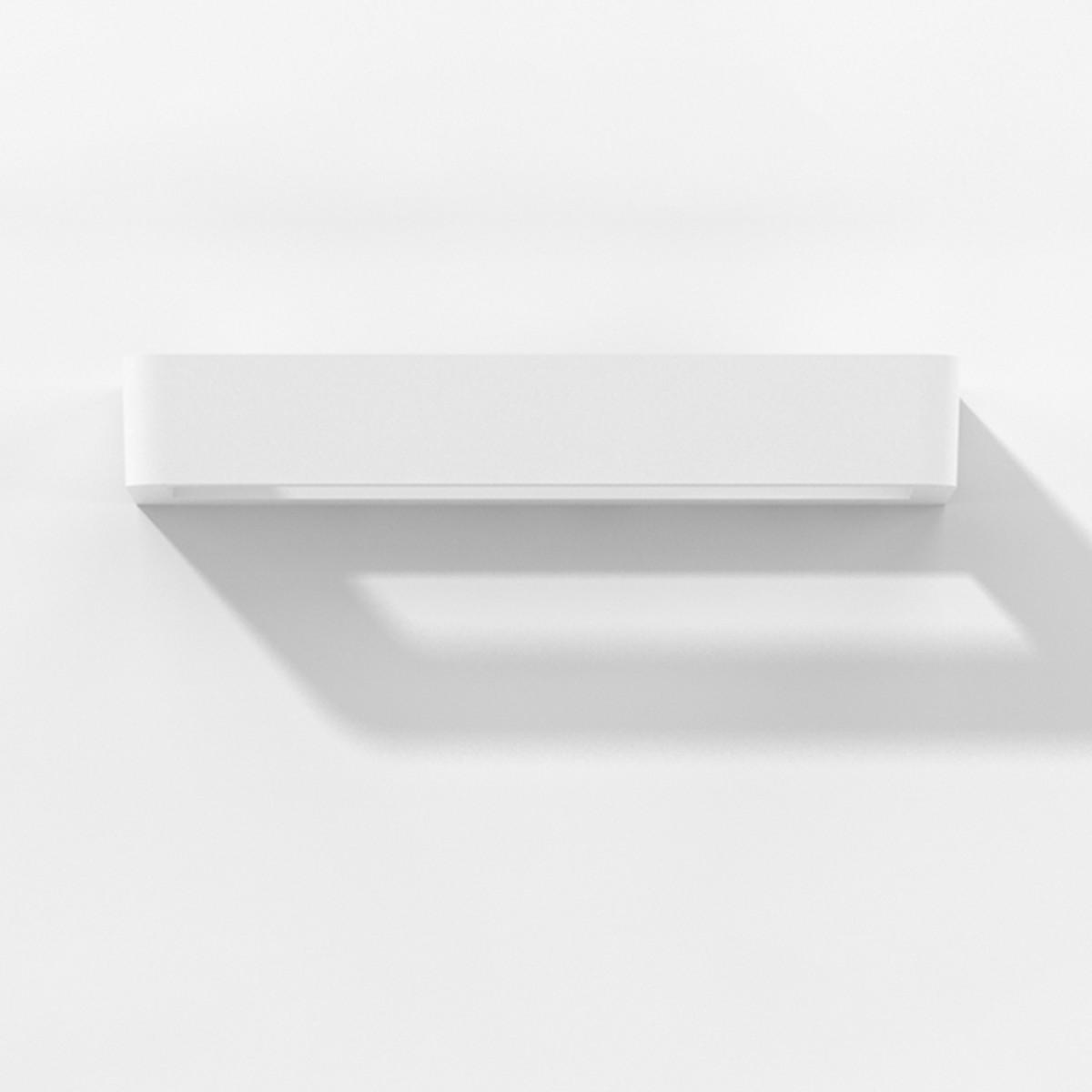 Rotaliana Belvedere W2 LED Wandleuchte für Phasenabschnittsdimmer, 3000 °K, weiß matt