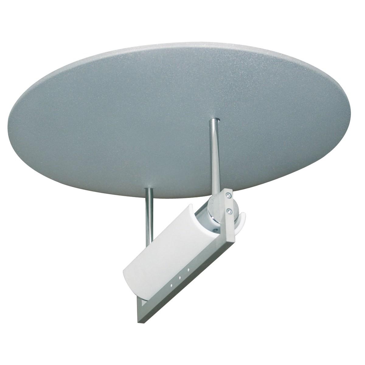 Oligo Round About Deckenleuchte, Ø: 47 cm, Reflektor: weiß matt