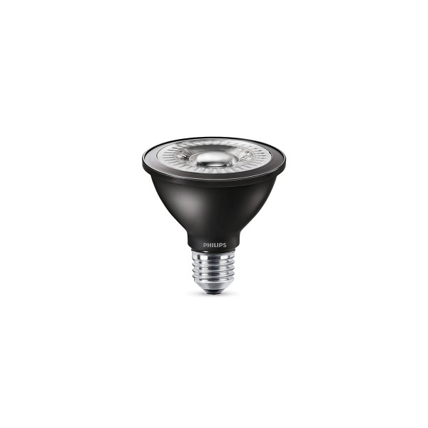 Philips LED Reflektor E27 8,5 W, warmweiß, dimmbar, 25° Abstrahlwinkel