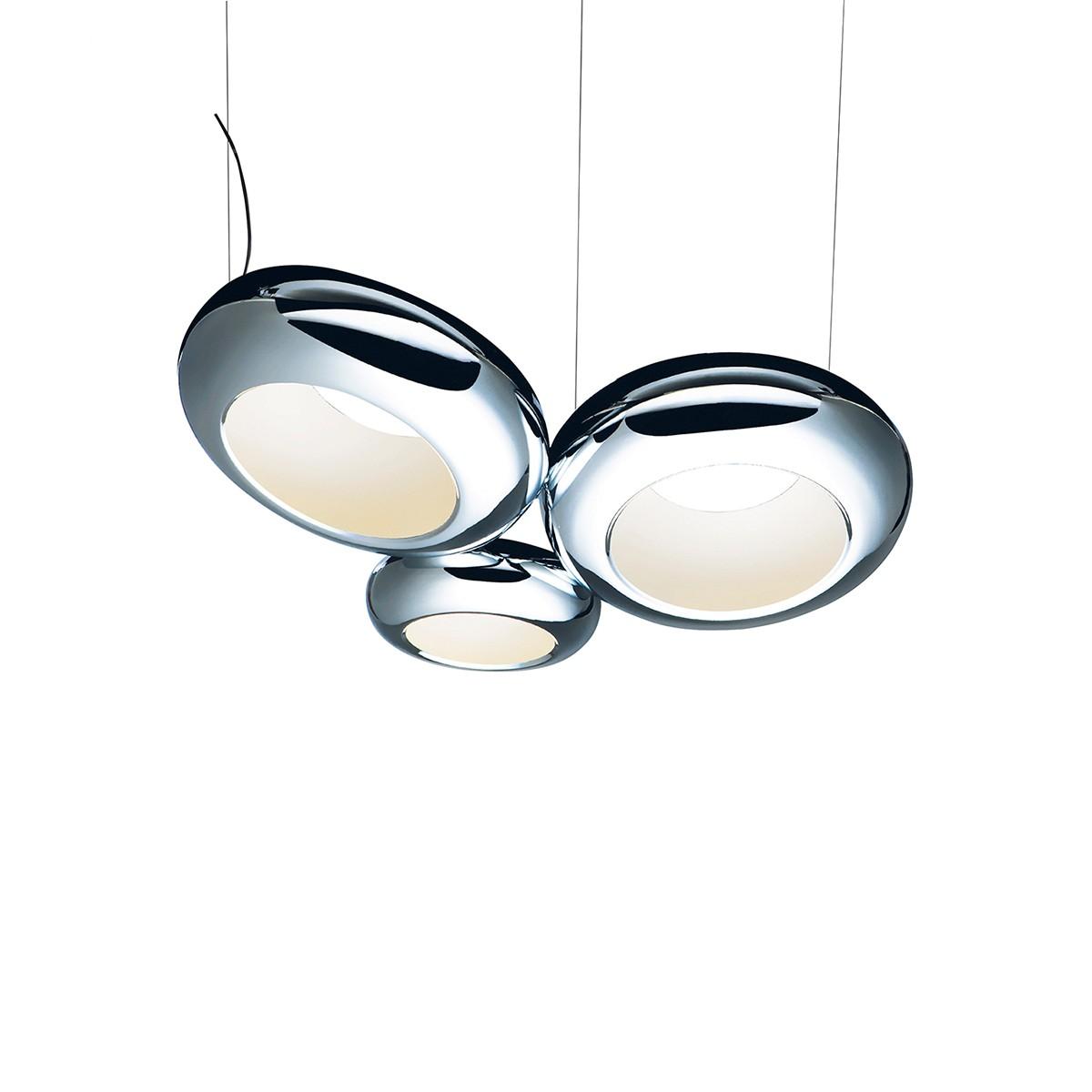 Sompex Aura 03S LED Pendelleuchte, Chrom
