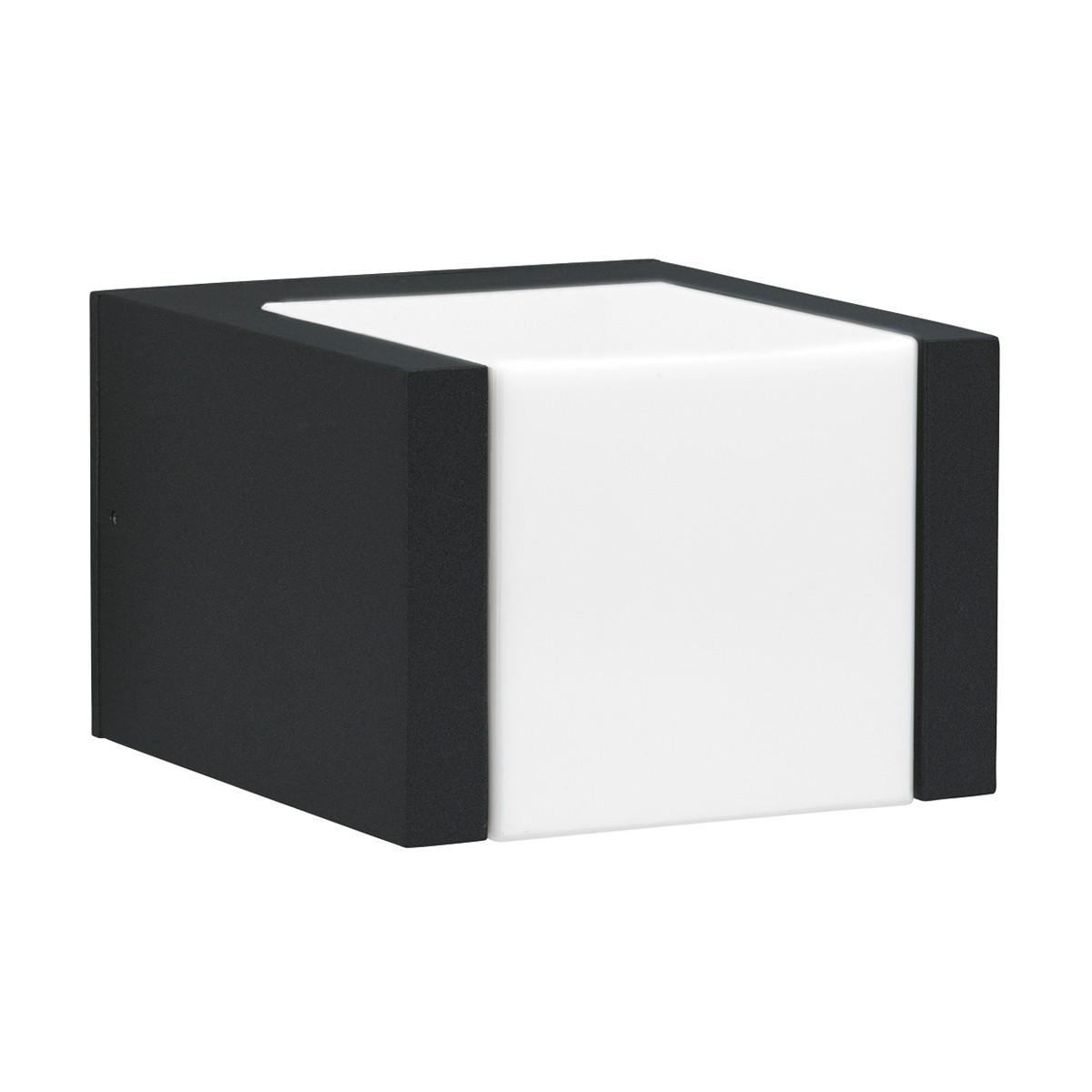 Albert 0332 LED Außenwandleuchte, schwarz