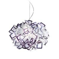 Slamp Clizia Suspension, purple (lila)