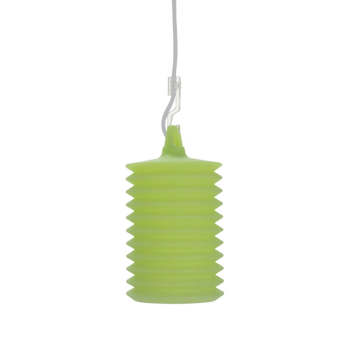 Rotaliana Lampion H1 Pendelleuchte, grün