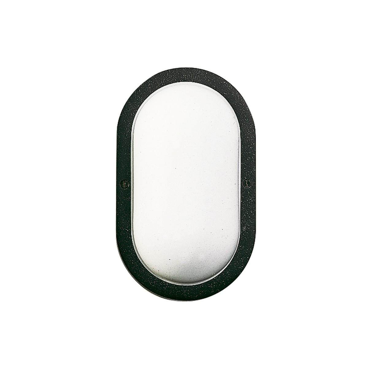 Albert 6037 Außenwandleuchte, schwarz