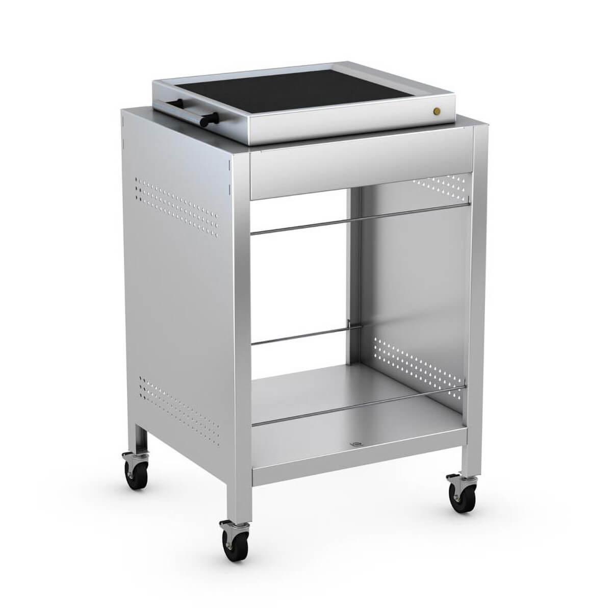 Heibi Outdoorküchen LeMax II Elektrogrill mit Küchen-Modul 51257-072+800014