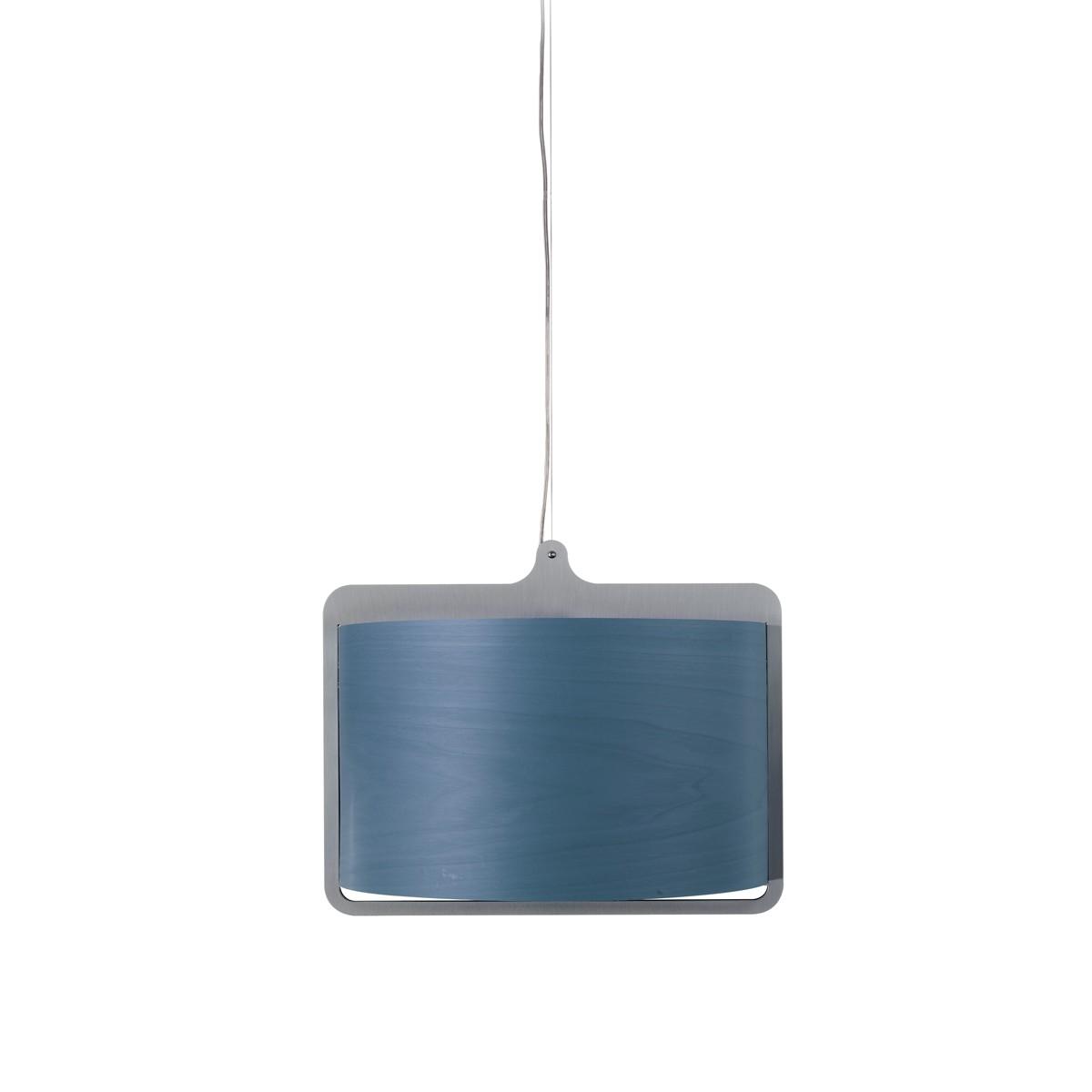 LZF Lamps Icon Pendelleuchte, blau