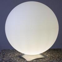 Snowball Außenleuchte, mit Edelstahlfuß, Ø: 60 cm