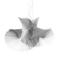 LZF Lamps MiniMikado Pendelleuchte, grau