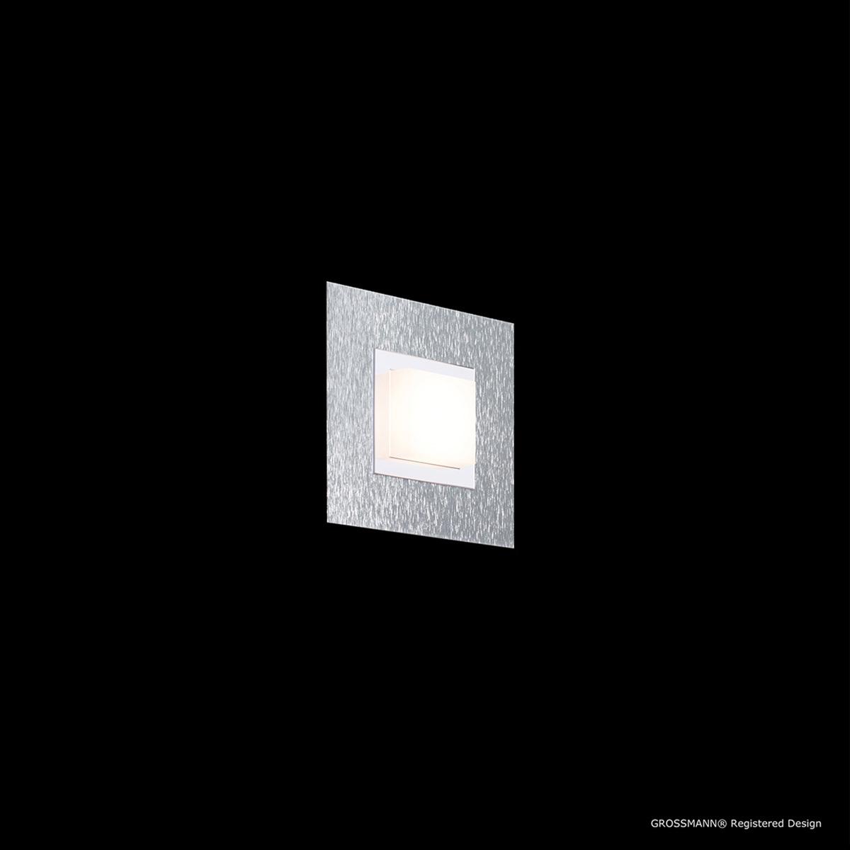 Grossmann Basic LED Wandleuchte 51-790-072