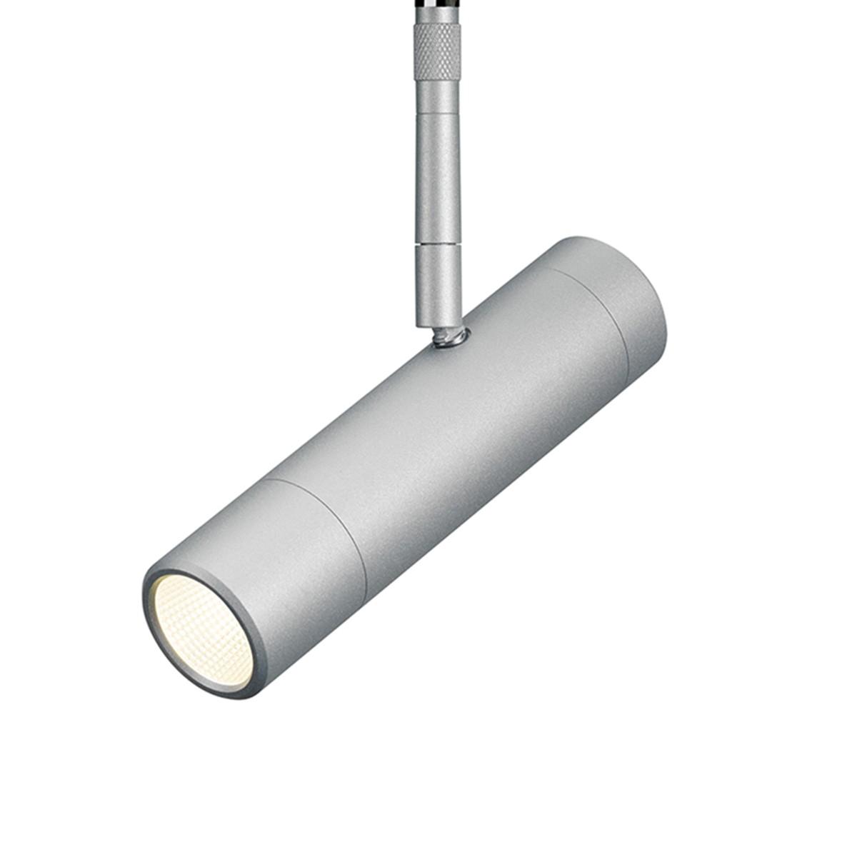 Oligo PHASE Sentry Pro LED Strahler, 2700 K, Chrom matt