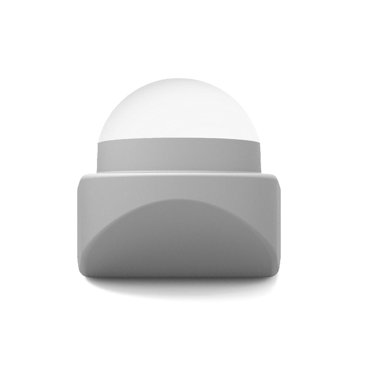 Mobilux Globe Wandleuchte, 1-flg., weiß