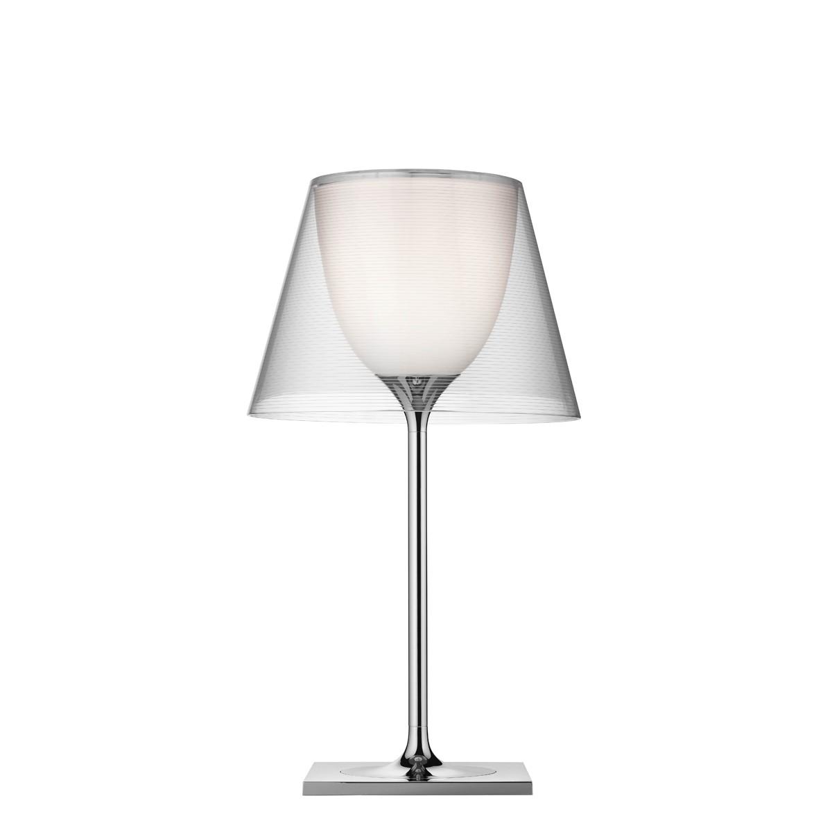 Flos KTribe T1 Tischleuchte, Kunststoff transparent
