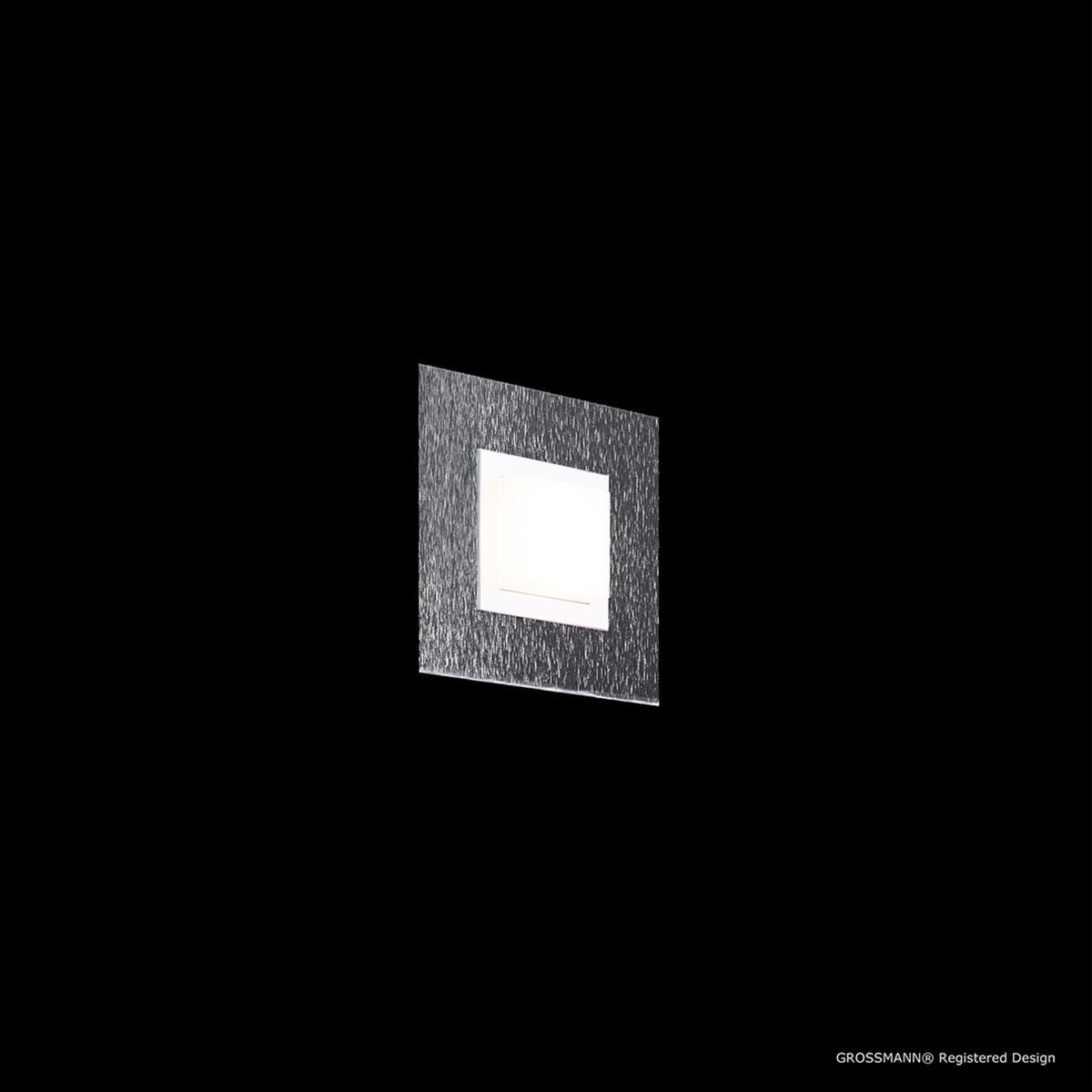 Grossmann Basic LED Wandleuchte 51-790-019