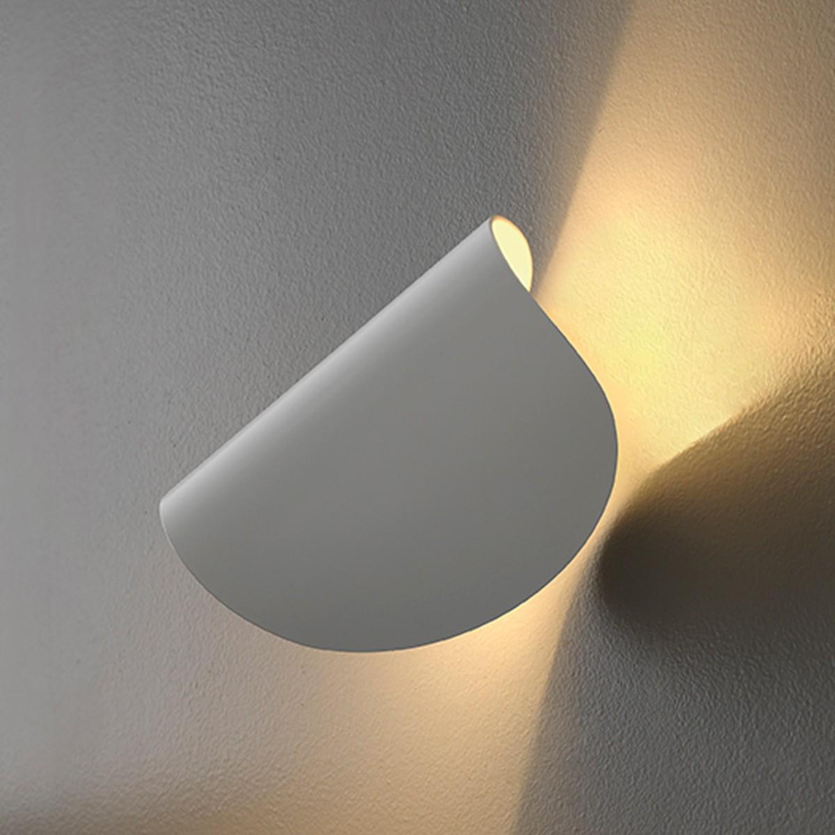 Fontana Arte Io LED Wandleuchte, weiß