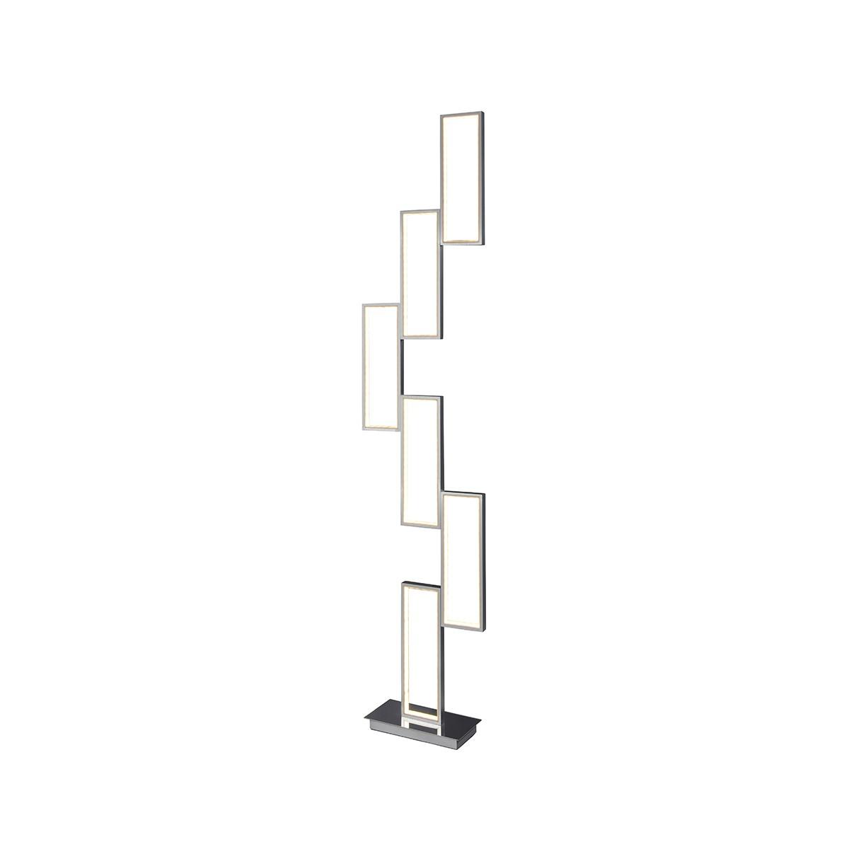Sompex Framo LED Stehleuchte, Aluminium