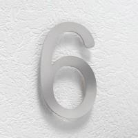 """CMD Hausnummer """"klein"""", 6"""