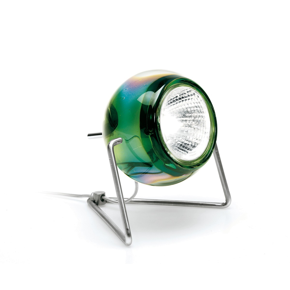 Fabbian Beluga Colour Tischleuchte, grün