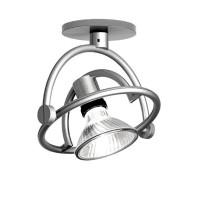 Fariuno Parete / Soffitto, Höhe: 25 cm, Silber