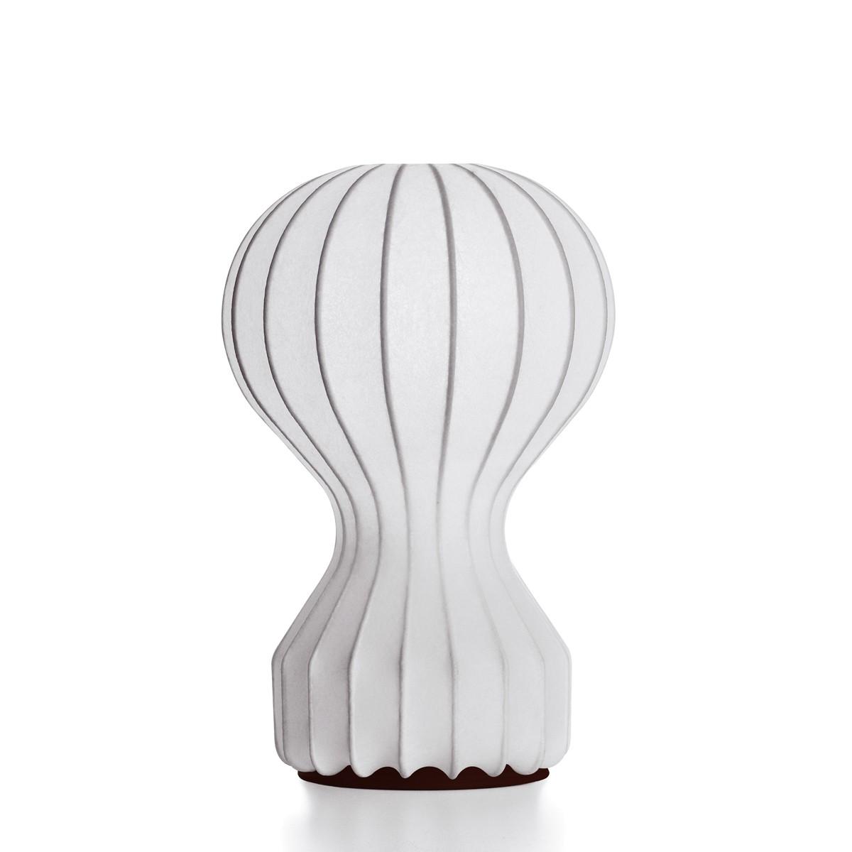 Flos Gatto Tischleuchte, Ø: 21 cm, weiß