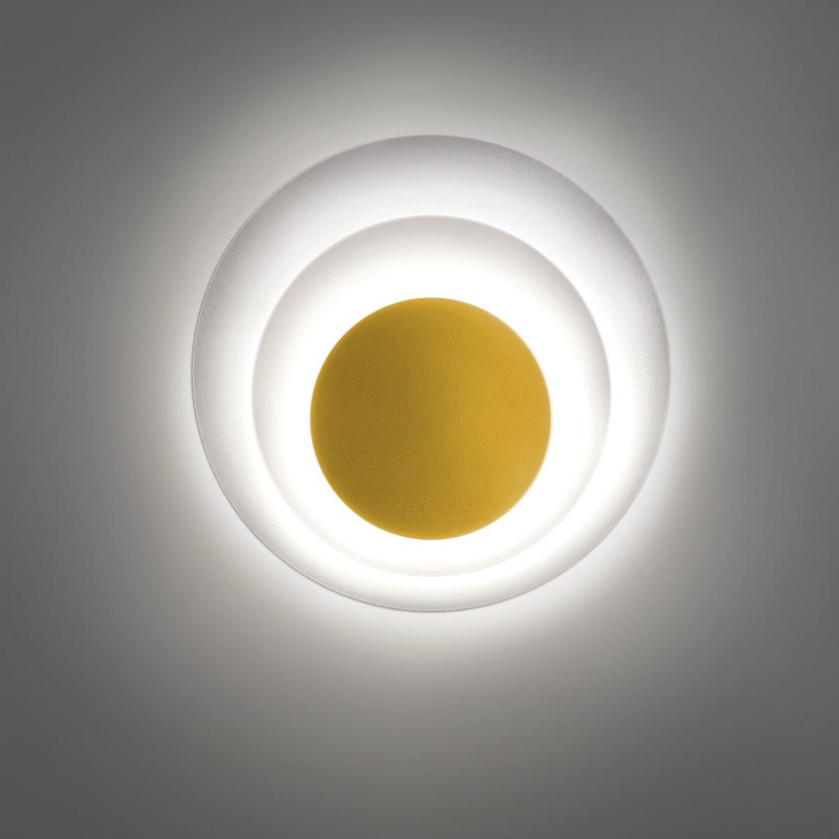 Milan Elisa Wandleuchte, Gold