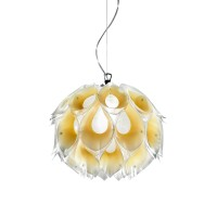 Flora Suspension Small, yellow (gelb)