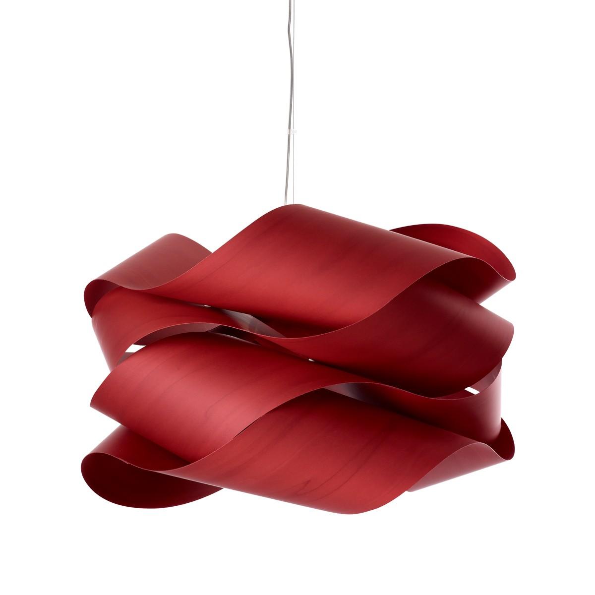 LZF Lamps Link Large Pendelleuchte, rot