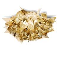 Veli Ceiling / Wall Medium, gold (Gold)