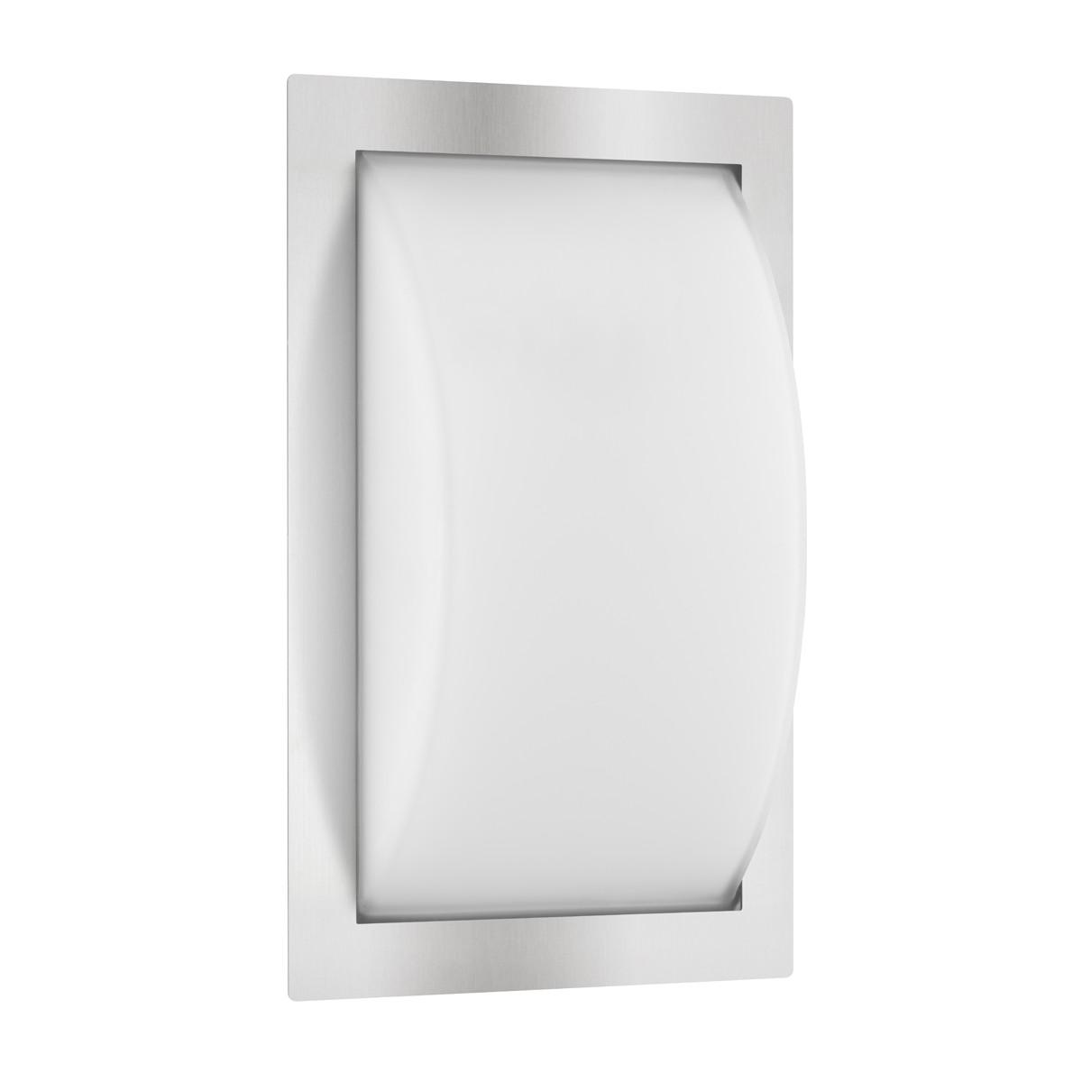 LCD Außenleuchten 050/051 Wandleuchte, Edelstahl, ohne Bewegungsmelder