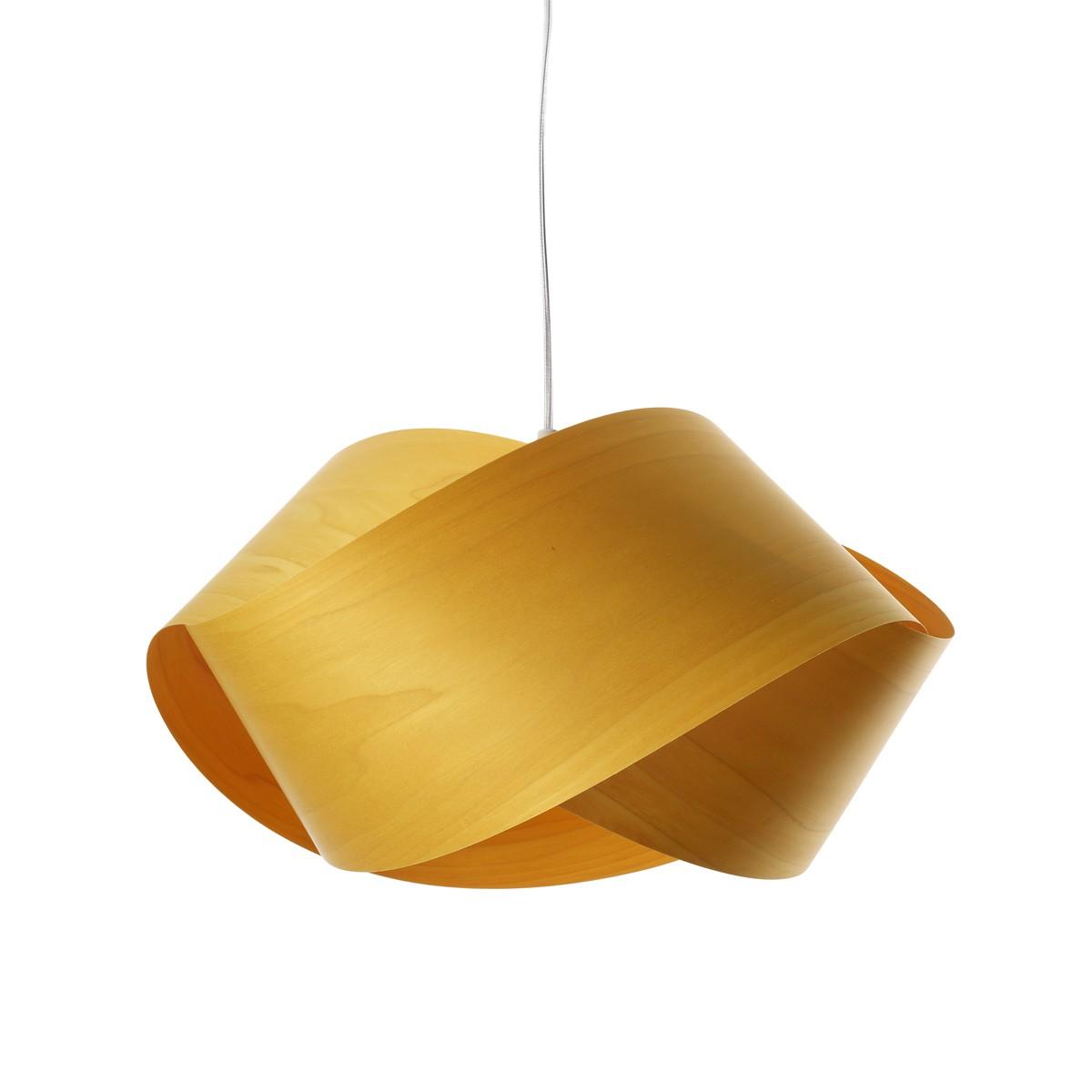 LZF Lamps Nut Pendelleuchte, gelb