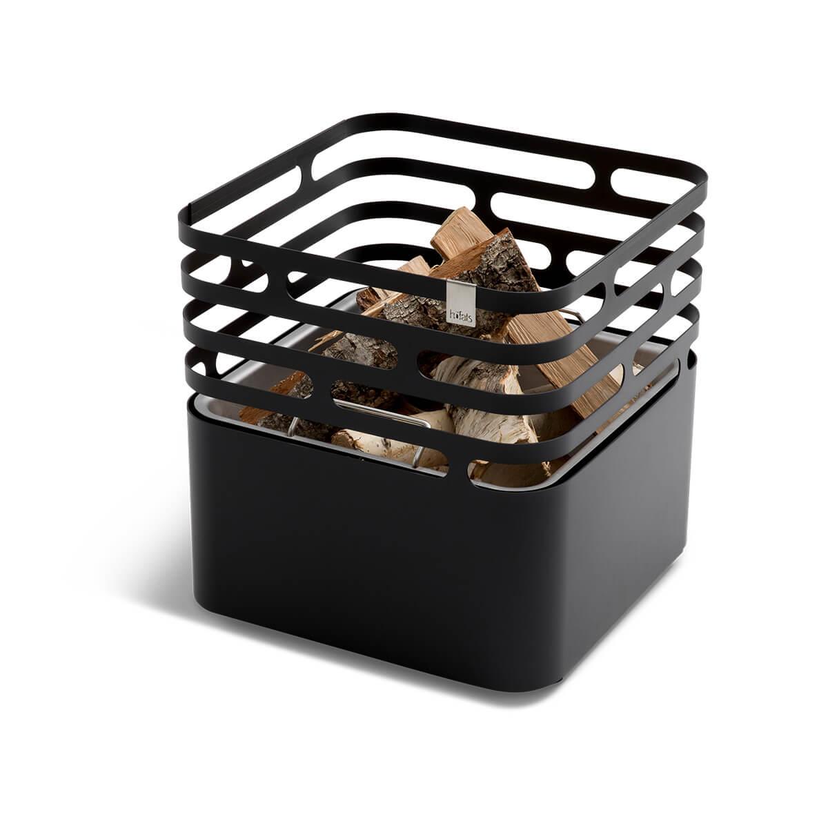 Höfats Cube Feuerkorb, Grill & Hocker 020101