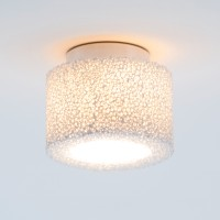 Reef LED Ceiling, Aluminium gebürstet