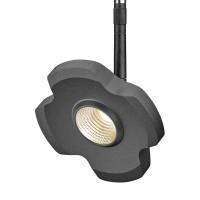 Oligo PHASE Walker LED Strahler, schwarz matt